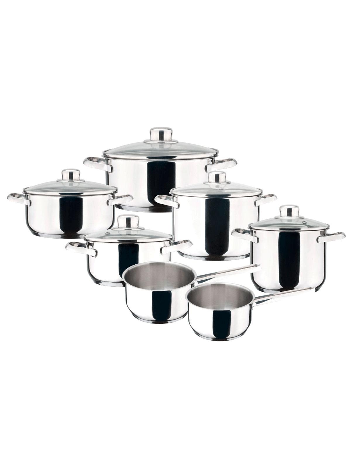 Bater a de cocina dux 12 piezas menajeando - Bateria de cocina solingen 12 piezas ...