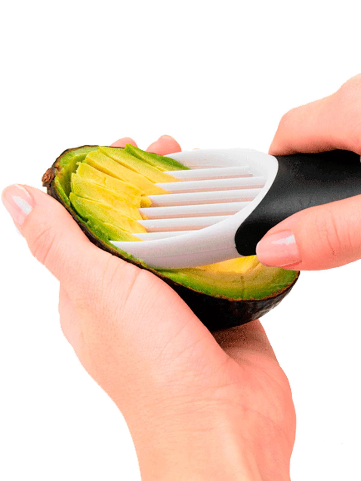 Ox1143380 1 pelador cortador aguacate 1 tienda online for Menaje cocina online