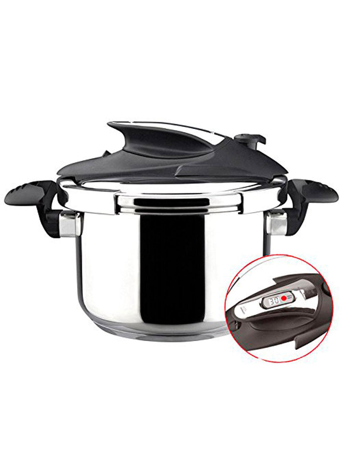 Olla express nova pro 4l 4 magefesa menajeando utensilios for Menaje cocina online