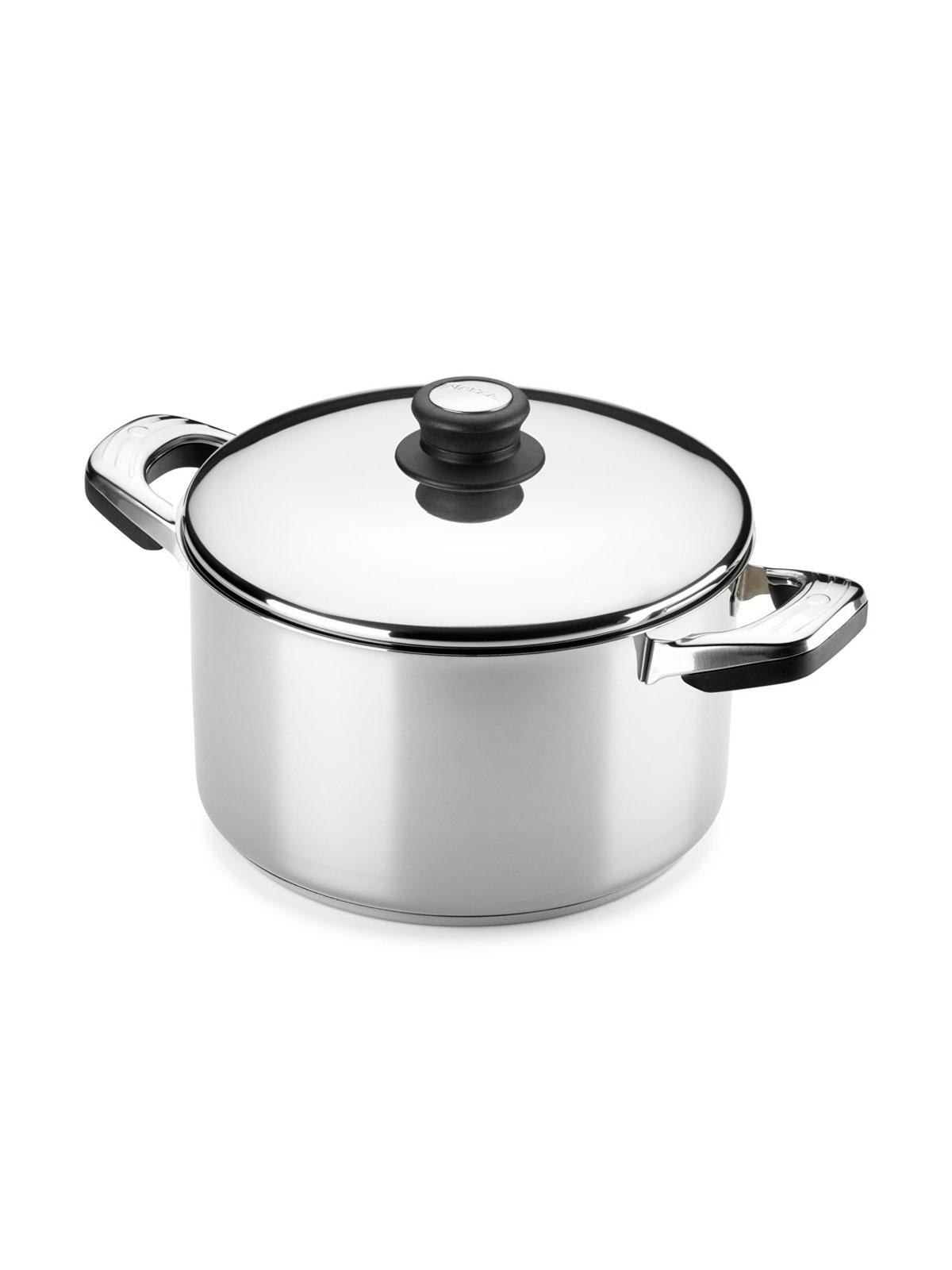 Al38030016 olla con tapa 16cm royal alza menaje utensilios for Lista de menaje de cocina