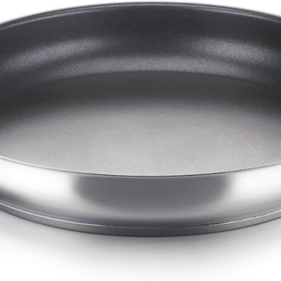 PAELLERA Alza Classic. PAELLERA Fabricada en Acero Inoxidable 18/10, Antiadherente Triple Capa, Apta para Todo Tipo de Cocina, INDUCCIÓN. Fácil Limpieza. Apto para lavavajillas