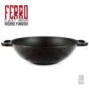 Wok de Hierro fundido Ferro by Sergi AROLA 30cm