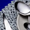 Cruz de Malta LIDIA 6100 – Cubertería, Acero Inoxidable 18/10, set de 24 cubiertos para 6 comensales, apto lavavajillas.