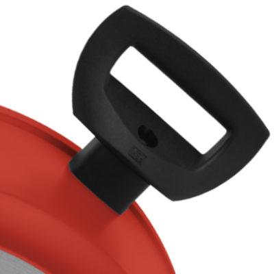 OLLA FAGOR MÁXIMA. Olla antiadherente doble capa XYLAN PLUS, acero inoxidable magnético, compatible con todo tipo de cocinas, INDUCCIÓN. Apta para lavavajillas. Mangos de