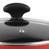 OLLA VAPORERA FAGOR MÁXIMA. Olla vaporera antiadherente doble capa XYLAN PLUS, acero inoxidable magnético, para todo tipo de cocinas, INDUCCIÓN. Apta para lavavajillas. Mangos de baquelita