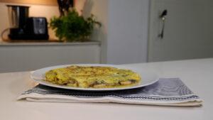 RECETA - ¡Nada más delicioso que una tortilla acompañada del mejor Bacalao, un sabor único! MAGEFESA PRISMA